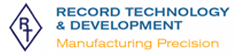 Record Technology & Development Mobile Logo